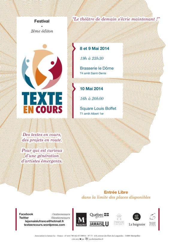 Affiche TEC 2014