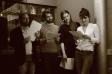 """Cyril Amiot, Antoine Baillet, Emmanuelle Reymond et Sophie Lequenne dans """"Une histoire à chier"""" d'Esteban ©Audrey Montpied"""